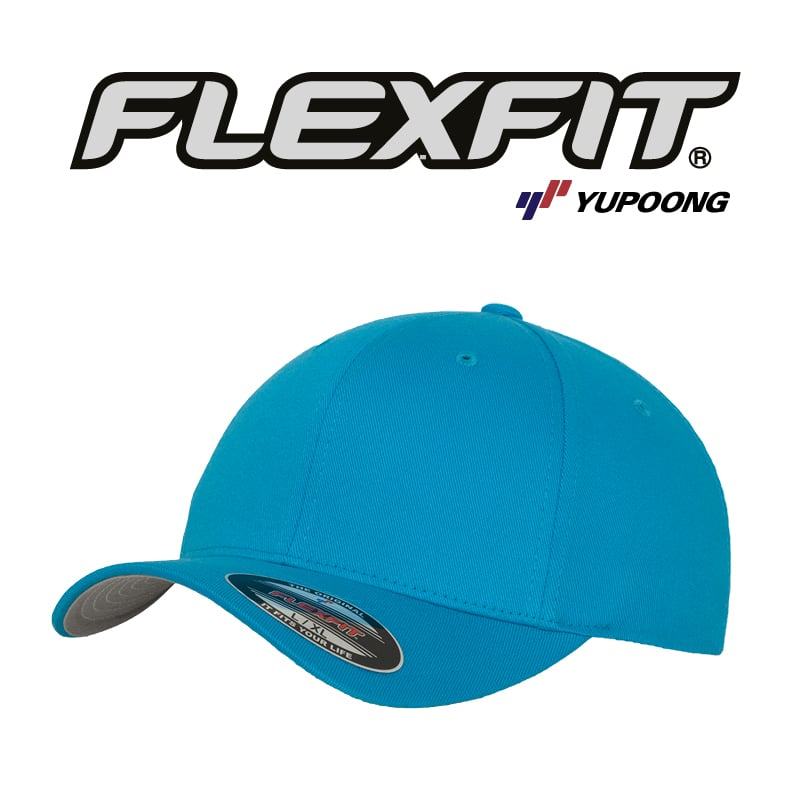 04 yupoong flexfit fitted baseball cap