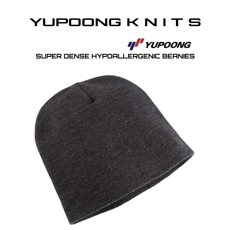 08 yupoong heavyweight beanie